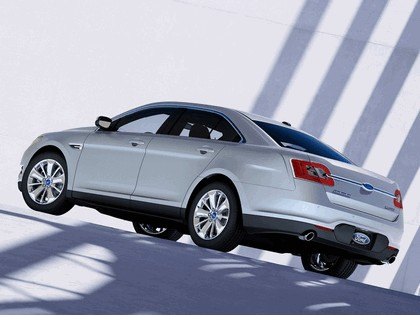 2010 Ford Taurus Limited 25