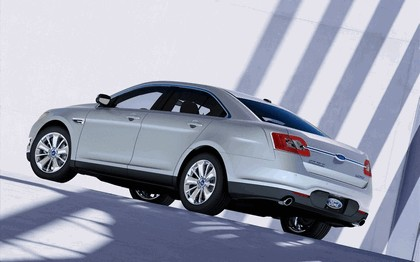 2010 Ford Taurus Limited 42