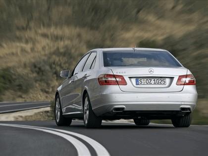 2009 Mercedes-Benz E-klasse 10