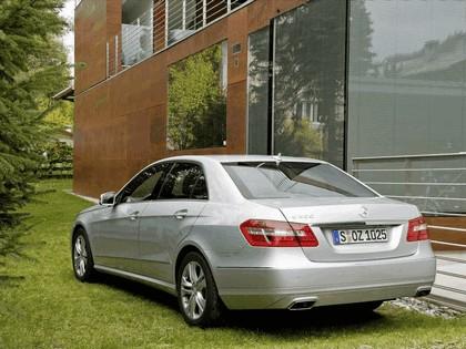 2009 Mercedes-Benz E-klasse 12