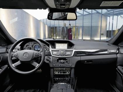 2009 Mercedes-Benz E-klasse 19