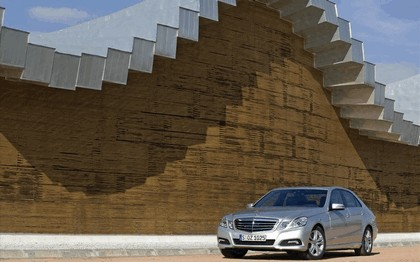 2009 Mercedes-Benz E-klasse 21