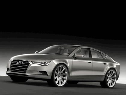 2009 Audi Sportback concept 1