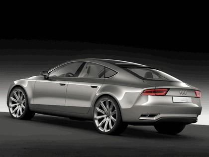 2009 Audi Sportback concept 4