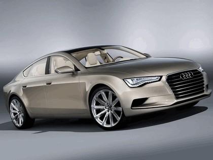 2009 Audi Sportback concept 21