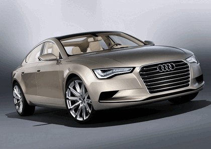 2009 Audi Sportback concept 22