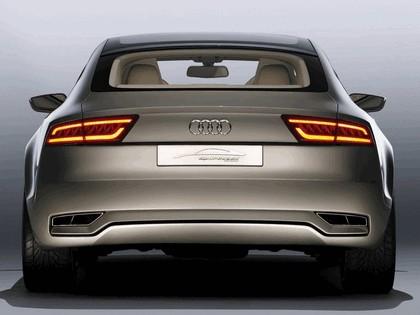 2009 Audi Sportback concept 31