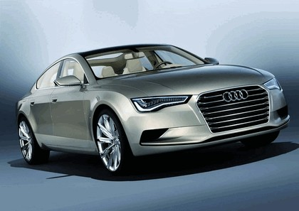 2009 Audi Sportback concept 38