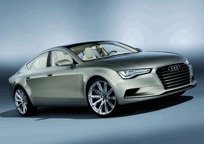 2009 Audi Sportback concept 40