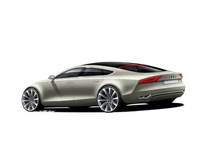 2009 Audi Sportback concept 62
