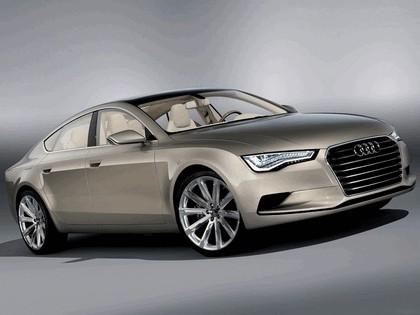 2009 Audi Sportback concept 70