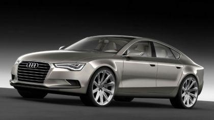 2009 Audi Sportback concept 8