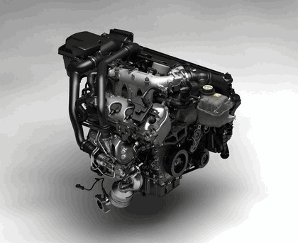 2009 Ford V6 3.5 Twin Turbo EcoBoost engine 1