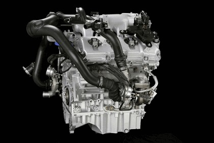 2009 Ford V6 3.5 Twin Turbo EcoBoost engine 11