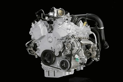 2009 Ford V6 3.5 Twin Turbo EcoBoost engine 12