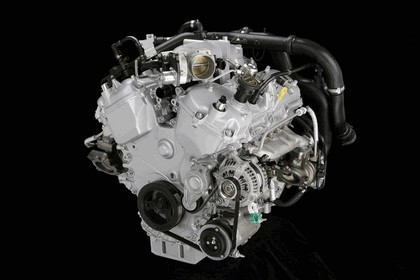2009 Ford V6 3.5 Twin Turbo EcoBoost engine 13