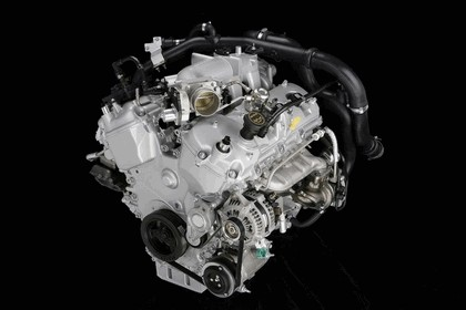 2009 Ford V6 3.5 Twin Turbo EcoBoost engine 14