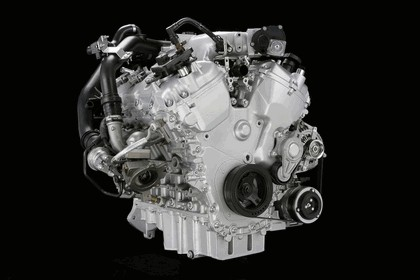 2009 Ford V6 3.5 Twin Turbo EcoBoost engine 15