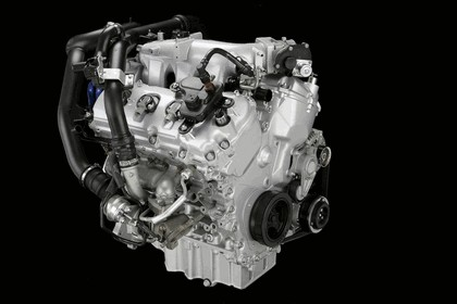 2009 Ford V6 3.5 Twin Turbo EcoBoost engine 16