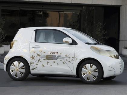 2009 Toyota FT-EV concept 8