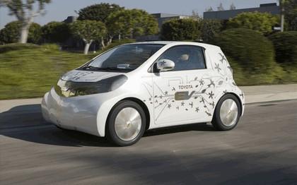2009 Toyota FT-EV concept 15