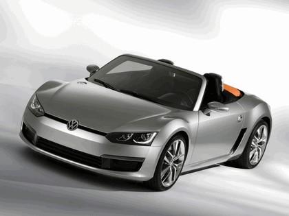 2009 Volkswagen BlueSport concept 1