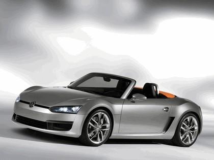 2009 Volkswagen BlueSport concept 2