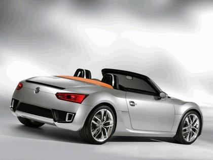 2009 Volkswagen BlueSport concept 4