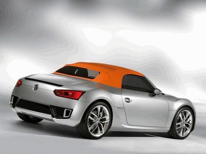 2009 Volkswagen BlueSport concept 5