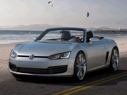 2009 Volkswagen BlueSport concept 9