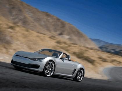 2009 Volkswagen BlueSport concept 10