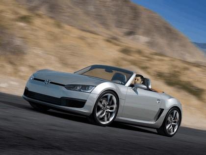 2009 Volkswagen BlueSport concept 11