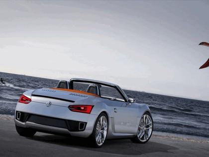 2009 Volkswagen BlueSport concept 12