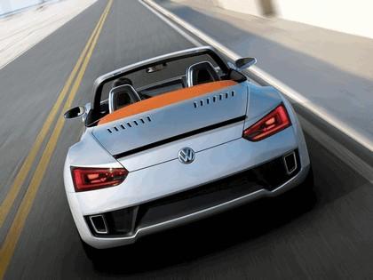 2009 Volkswagen BlueSport concept 16