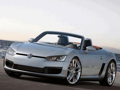 2009 Volkswagen BlueSport concept 18