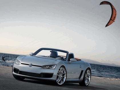 2009 Volkswagen BlueSport concept 20