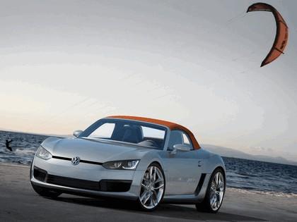 2009 Volkswagen BlueSport concept 21