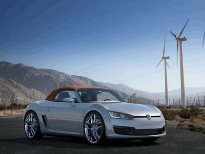 2009 Volkswagen BlueSport concept 23