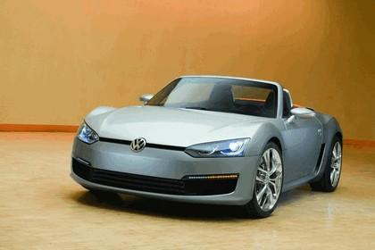 2009 Volkswagen BlueSport concept 29