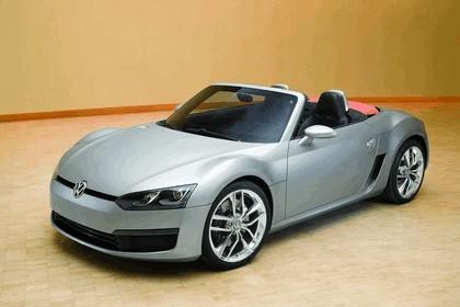 2009 Volkswagen BlueSport concept 30