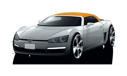 2009 Volkswagen BlueSport concept 40