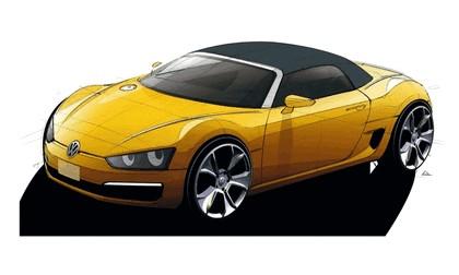 2009 Volkswagen BlueSport concept 41