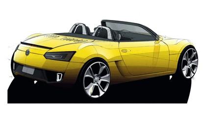2009 Volkswagen BlueSport concept 42