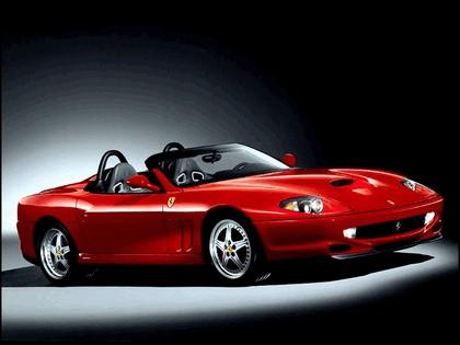 2001 Ferrari 550 Maranello Barchetta by Pininfarina 1