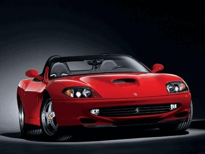 2001 Ferrari 550 Maranello Barchetta by Pininfarina 3