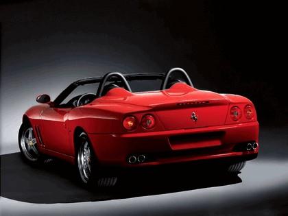 2001 Ferrari 550 Maranello Barchetta by Pininfarina 4