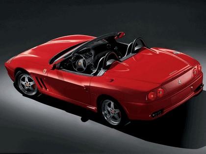 2001 Ferrari 550 Maranello Barchetta by Pininfarina 5