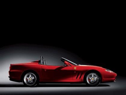 2001 Ferrari 550 Maranello Barchetta by Pininfarina 6