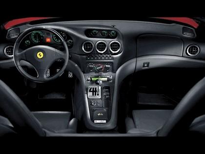 2001 Ferrari 550 Maranello Barchetta by Pininfarina 12