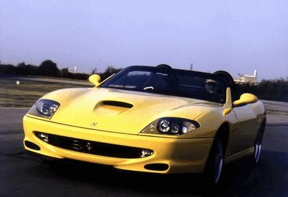 2001 Ferrari 550 Maranello Barchetta by Pininfarina 16